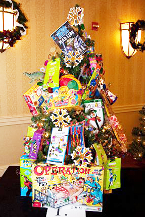 jlnvs 10th annual the enchanted forest tickets giveaway - Enchanted Forest Christmas Trees